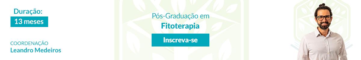 Pós Graduação em Fitoterapia
