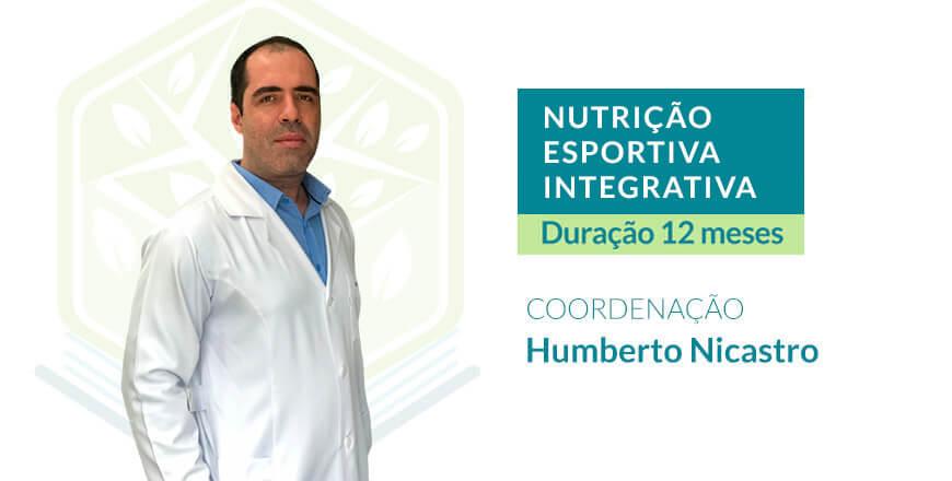 Pós Graduação PratiEnsino - Nutrição Esportiva Integrativa